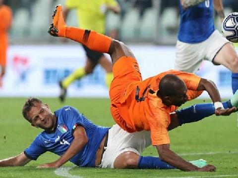 Italy 1-1 Hà Lan (giao hữu quốc tế)