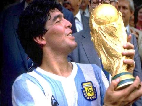 Huyền thoại World Cup: Diego Maradona