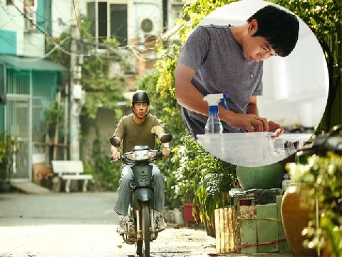 'Chị Hội' Thái Hòa đại gia nay biến thành 'người vợ đảm đang' trong phim mới