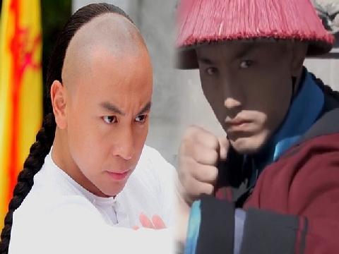 Yi Long khoe võ thuật trong phim của Thích Tiểu Long