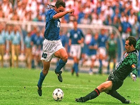 Huyền thoại World Cup: Roberto Baggio