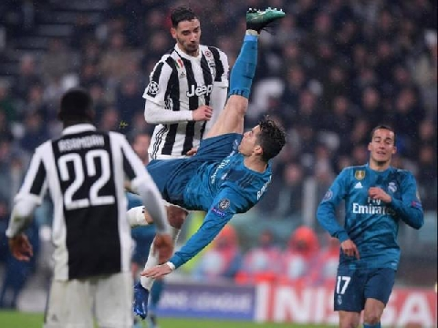 15 bàn giúp Ronaldo đoạt Vua phá lưới Champions League 2017/18