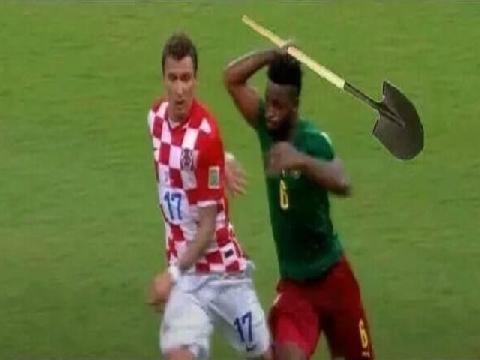 Những khoảnh khắc hài hước nhất World Cup 2014 (phần 1)