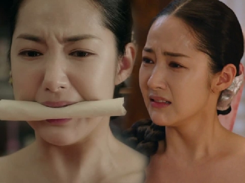 Cảnh cởi áo gây sốt của 'đệ nhất dao kéo' Park Min Young