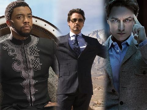 Top 10 nhân vật thông minh nhất vũ trụ Marvel