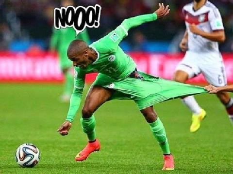 Những khoảnh khắc hài hước nhất World Cup 2014 (phần 2)