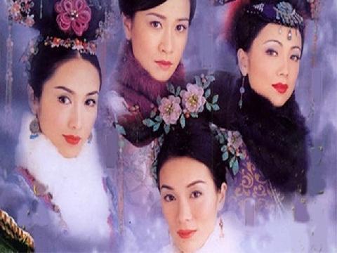 Bạn còn nhớ hay đã quên 5 bộ phim 'cung đấu' kinh điển của TVB?
