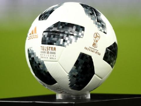 Mổ ruột quả bóng chính thức của World Cup 2018