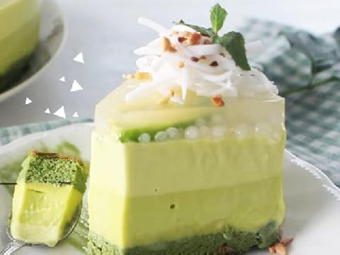 Cách làm món mousse bơ siêu đẹp mắt