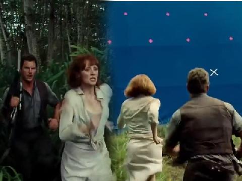 Độ 'diễn sâu' khó tin của dàn diễn viên 'Jurassic World'