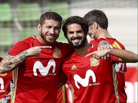 Hài: Giới tính thật của các cầu thủ Tây Ban Nha!