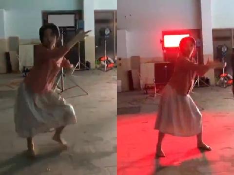 Hòa Minzy tung vũ đạo cực lầy khiến dân mạng cười bò