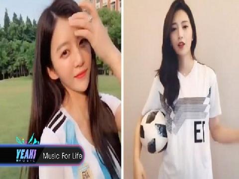 Dàn hot girl cực xinh trong màu áo các đội bóng dự World Cup 2018