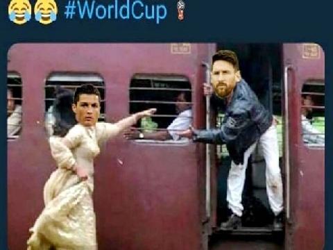 Video chế Messi và Ronaldo 'đi thật xa để trở về' được chia sẻ chóng mặt