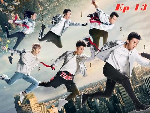 Running Man Trung Quốc Season 5 - tập cuối – phần cuối
