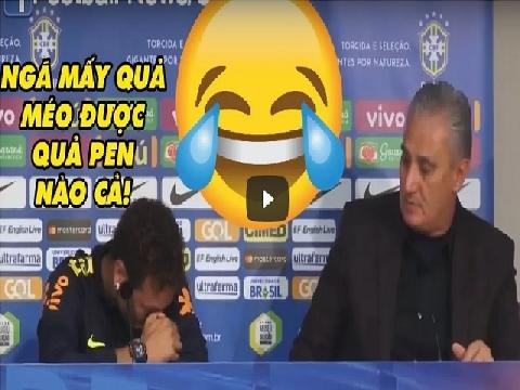 Chế: Neymar rơi nước mắt phát biểu sau thất bại trước Bỉ