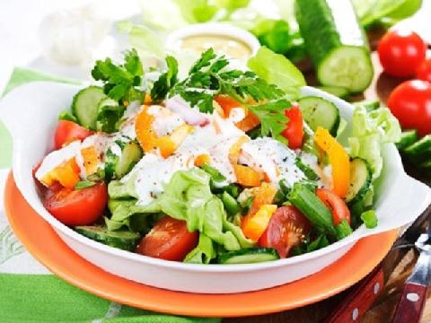 3 loại sốt salad cho thực đơn ăn kiêng