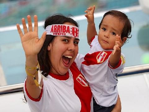 Cảm xúc mùa World Cup: World Cup của cha mẹ