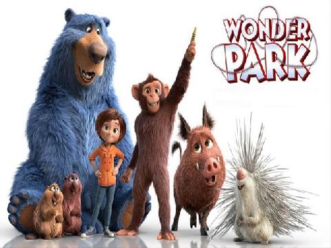 'Wonder Park' -  Chắp cánh cho tri tưởng tượng của trẻ bay cao và xa