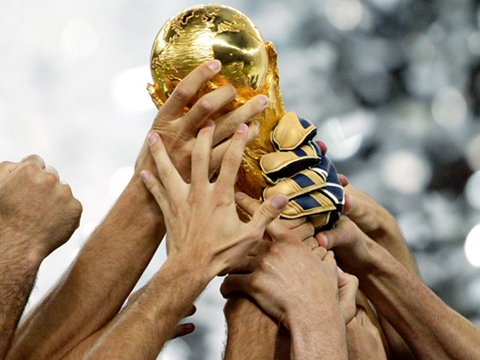 Bí mật về chiếc cúp vàng World Cup