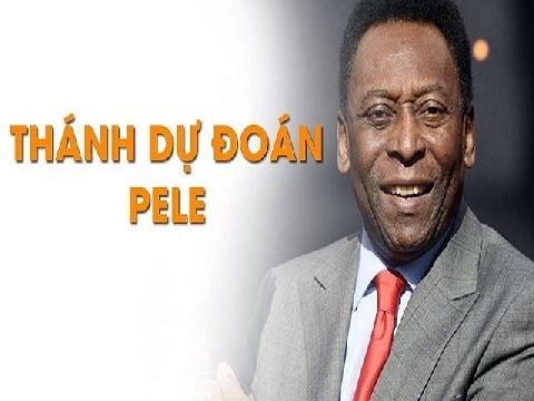 Hài: Pele cảnh cáo những ai chế ảnh dự đoán của mình
