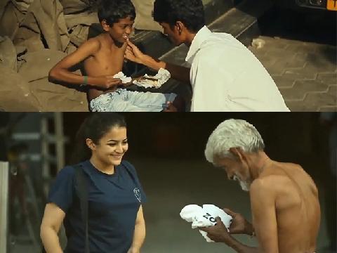 'Giúp người khác là giúp chính mình, yêu người khác để yêu chính mình!'