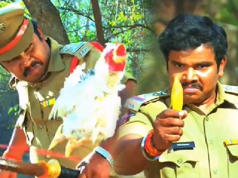 Chỉ có thể là phim Ấn Độ: Khi chuối và gà trở thành vũ khí giết người