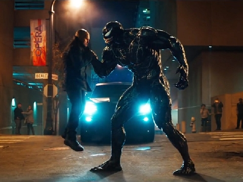 Trailer 'Venom' mới nhất hé lộ đám quái vật phản diện đáng sợ