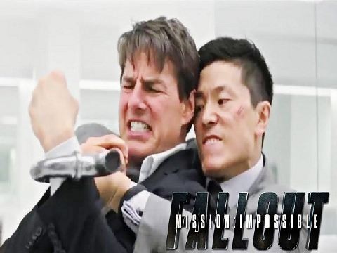Cao thủ võ thuật châu Á đã hạ gục Tom Cruise là ai?