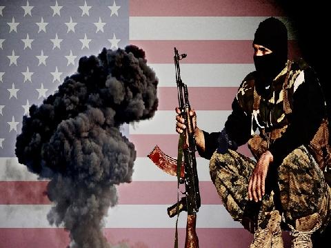 Màn đấu dao khốc liệt giữa lính Mỹ và phiến quân IS