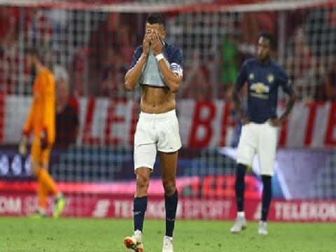 Bayern Munich 1 - 0 Manchester United (giao hữu quốc tế)
