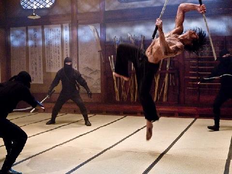 Ninja thời xưa chiến đấu như thế nào