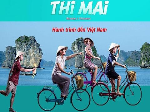 'Thi Mai' - Chuyến du lịch Việt Nam cười ra nước mắt của ba bà 'ninja' người Tây Ban Nha