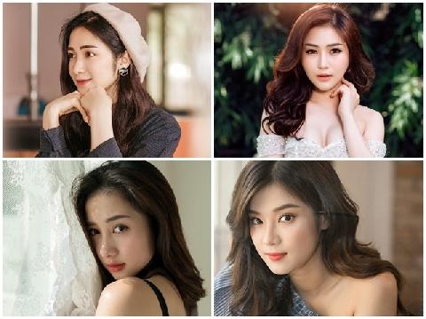 Những mỹ nhân sinh năm 1995 tài sắc vẹn toàn của showbiz Việt
