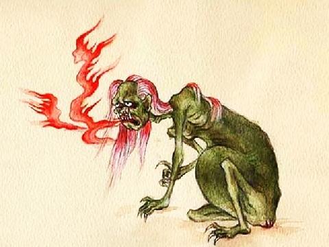 Ngạ quỷ - nỗi kinh sợ trong tháng cô hồn