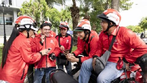 Dùng thử Go-Viet - đối thủ mới của Grab Bike