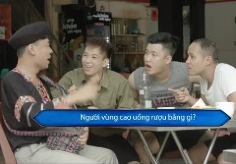 Hài Trung Ruồi 2018: A Lử lên tỉnh: Tập 5