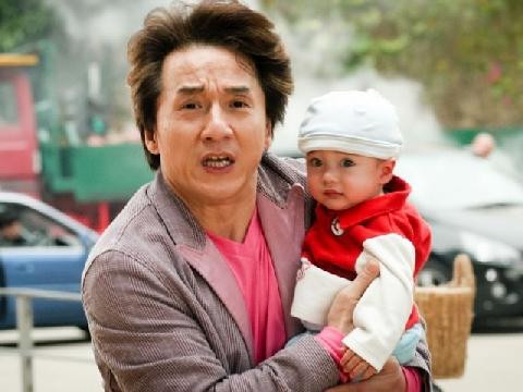 Thành Long - Trùm võ thuật lại 'cực sợ' trẻ con!