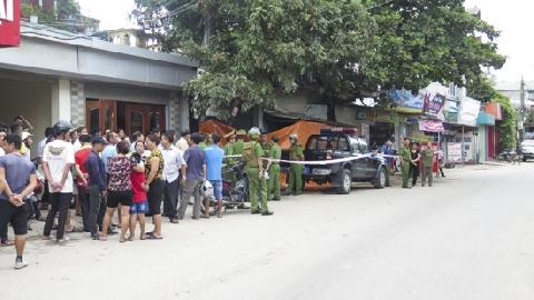 Toàn cảnh vụ kẻ nghiện bắn chết 2 vợ chồng rồi tự sát ở Điện Biên
