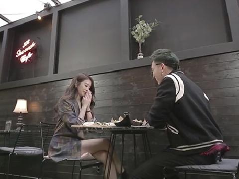 Lộ clip hẹn hò tình tứ của Soobin Hoàng Sơn và mỹ nhân Jiyeon