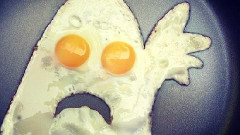 Những quan điểm rợn người về trứng gà của người Thái