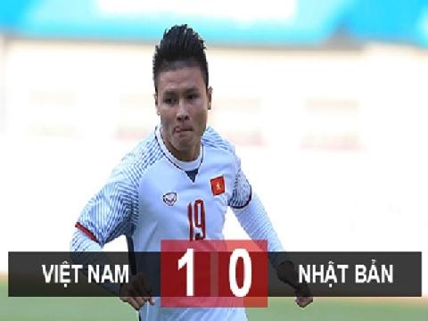 Olympic Việt Nam 1-0 Olympic Nhật Bản (ASIAD 2018)