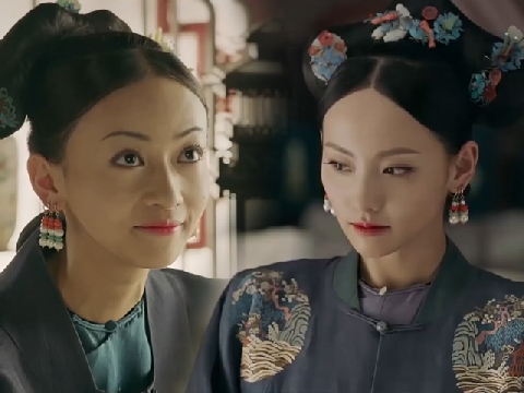 'Diên Hi Công Lược' Tập 63: Thuận Tần xuất hiện, Ngụy Anh Lạc mang thai