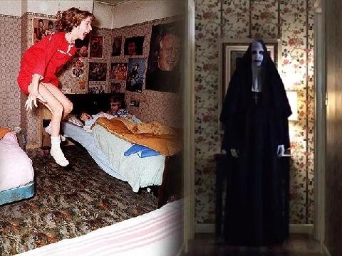 Trước 'The Nun', hãy xem sơ Valak đã thao túng vũ trụ The Conjuring như thế nào!