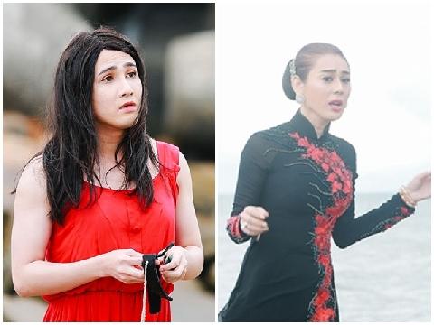 Lâm Khánh Chi ''yêu'' Huỳnh Lập dạt dào: Sẵn sàng hy sinh, nhảy xuống biển