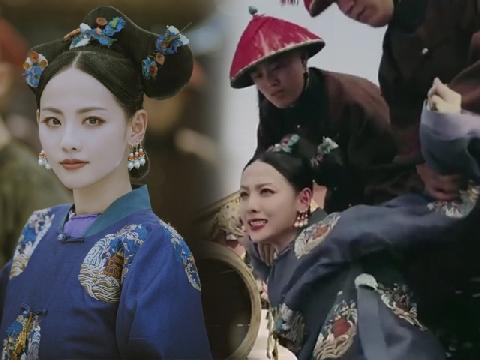 Chỉ xuất hiện có 5 tập trong 'Diên Hi Công Lược', Thuận Tần tuyệt sắc đã 'lên đường'