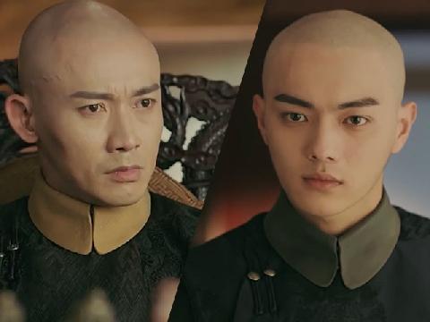 Dù bị cướp người yêu nhưng trong mắt Phó Hằng, Càn Long là đế vương bậc nhất