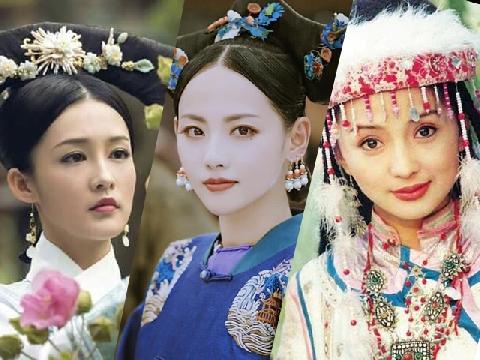 Nhan sắc khó phân định của 3 nàng Hàm Hương trên màn ảnh Hoa ngữ