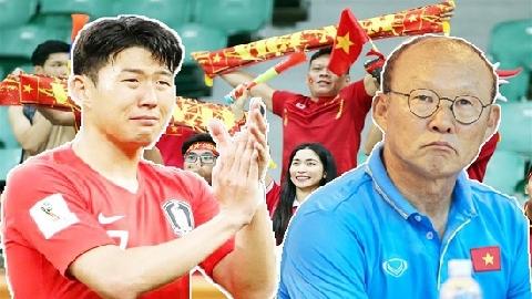 """Báo Hàn Quốc lo sợ đội nhà """"dính bẫy"""" của Olympic Việt Nam"""