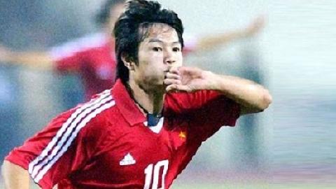 Xem lại bàn thắng của Văn Quyến vào lưới Hàn Quốc tại VL Asian Cup 2004